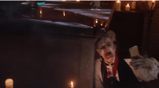 Dracula in six seconds