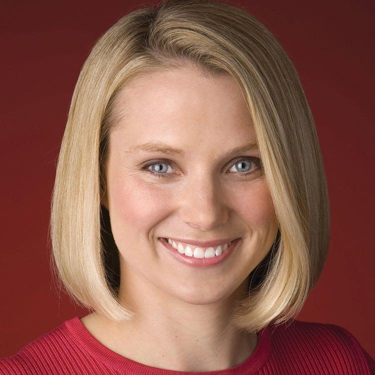 Marissa Mayer Named Yahoo CEO