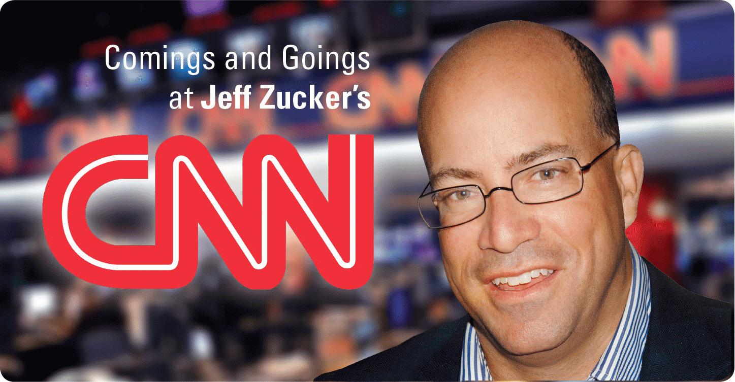 Jeff Zucker's CNN