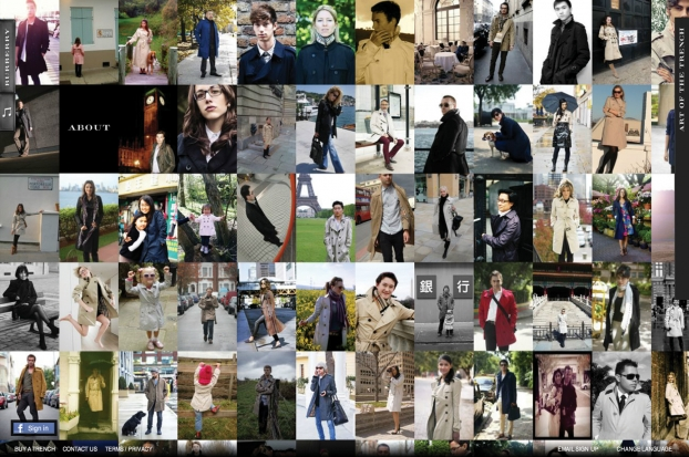 The coats and people of