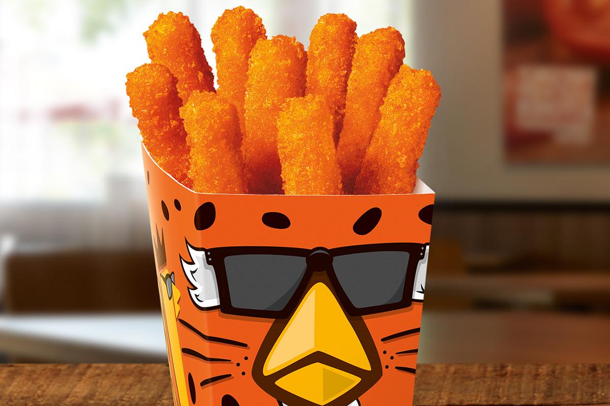 Burger King Frito Lay Hook Up For Cheetos Chicken Fries
