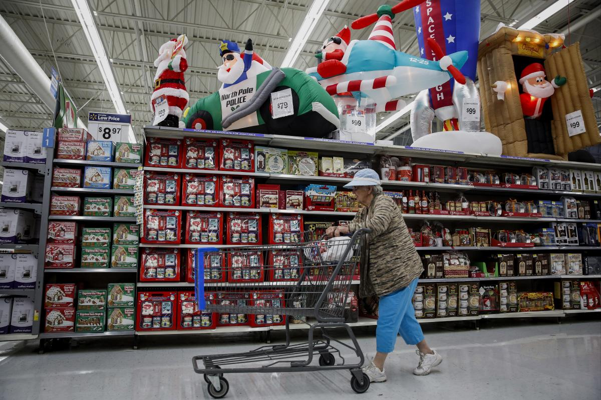lowdown early outlook for holiday shopping is merry cmo strategy ad age - Walmart Com Christmas Decorations