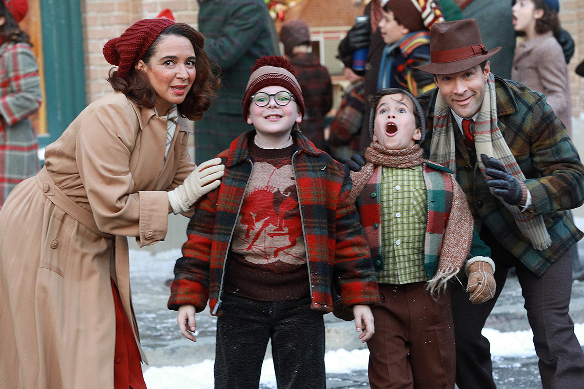 Fox\'s \'A Christmas Story Live\' Falls Flat | Media - Ad Age