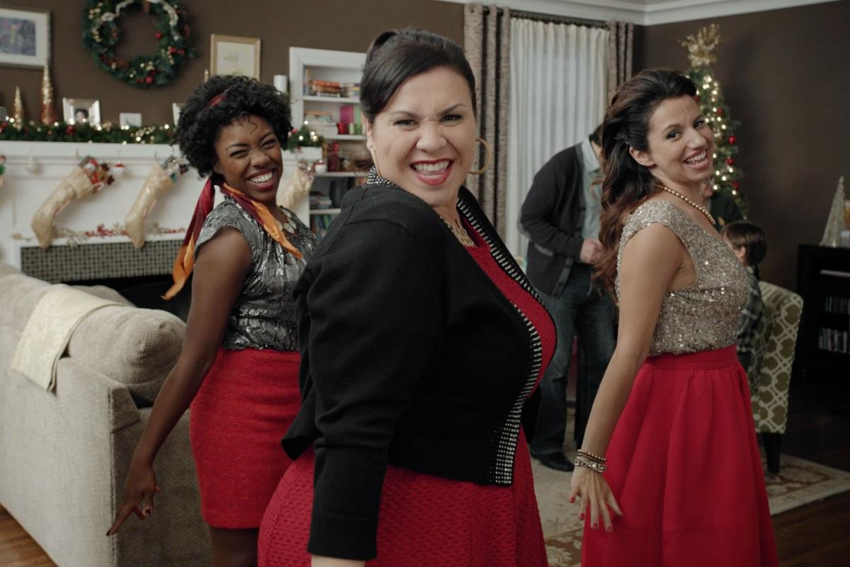 big lots nailed it ad review ad age - Big Lots Christmas Commercial