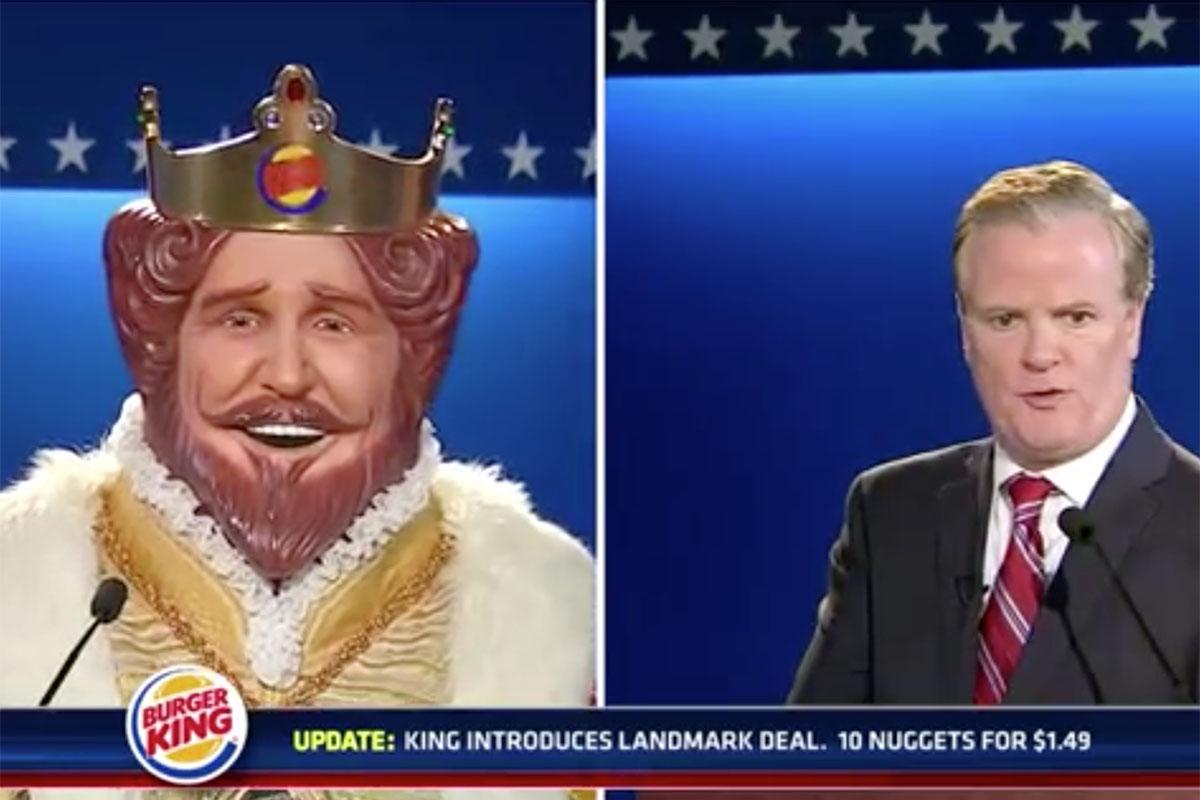The Lowdown BKs King Gets Political Share A Coke Returns
