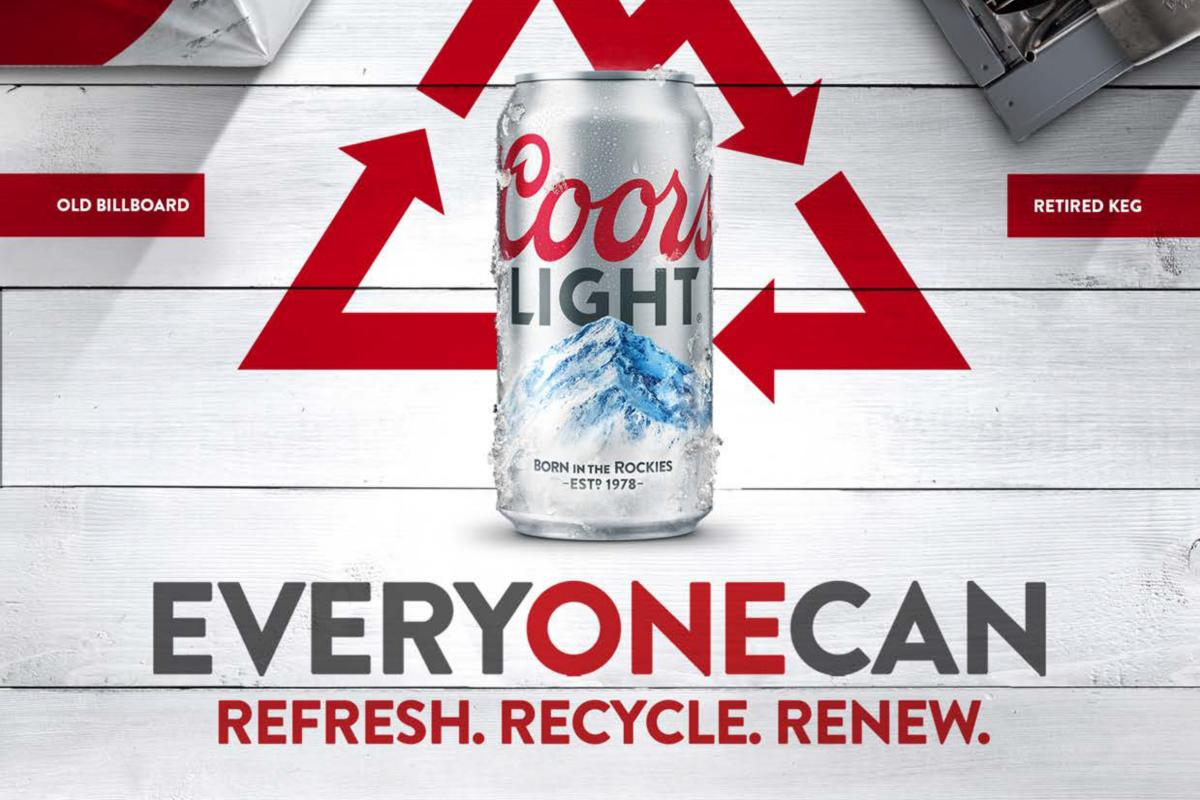 Behind Coors Lightu0027s New Environmental Push | CMO Strategy   Ad Age Great Ideas