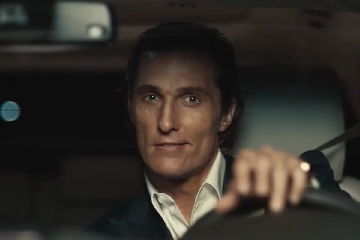 Mcconaughey Goes Silent In New Lincoln Ads Cmo Strategy Ad Age