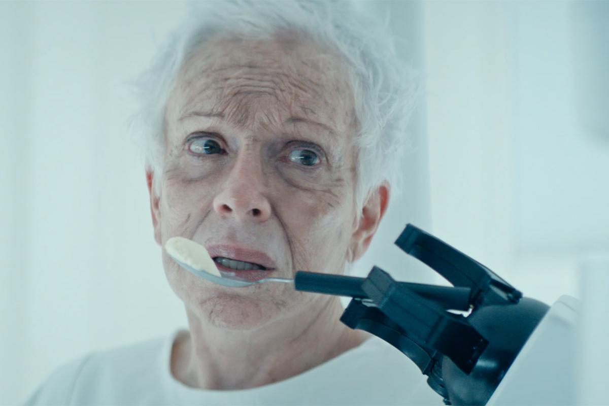 Halo Top\'s Creepy Robot Declares \'Humans Require Ice Cream\'   CMO ...