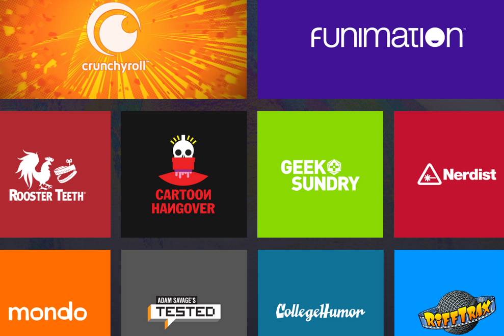 at t builds streaming network vrv as collegehumor is added digital rh adage com vrv feria lauterach homepage