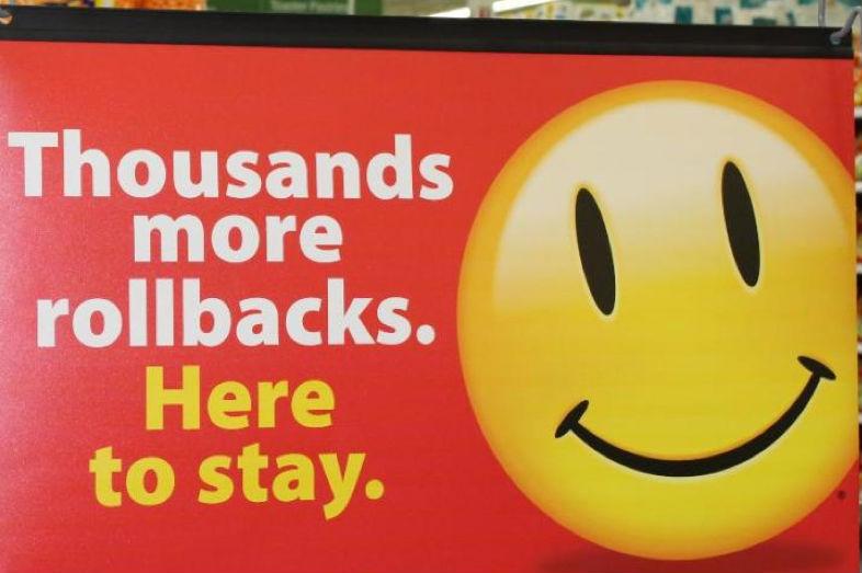 walmart smiley face lawsuit