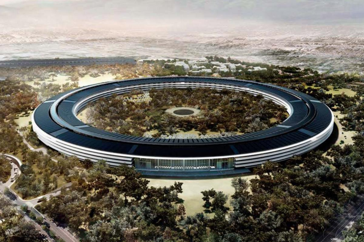 why there s no childcare in apple s new mothership guest