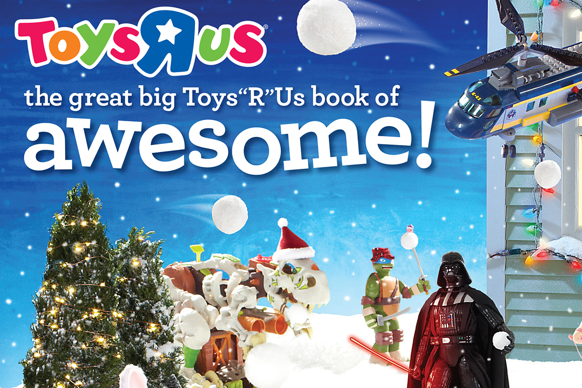 toys r us holiday catalog goes interactive cmo strategy ad age