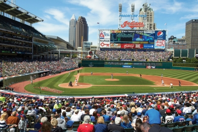 The Cleveland Indians used marketing-mix models to sell seats