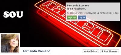 Fefa Romano's Facebook Announcement