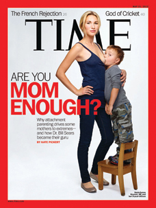 Time's 2012 breastfeeding cover