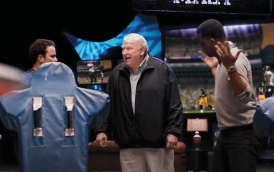 Visa sweepstakes offers face time with John Madden.
