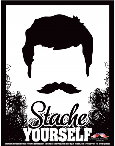 The AMI Stache Yourself mirror is available for $9.95 online.