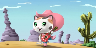 'Sheriff Callie's Wild West,' coming soon to an app, and then to TV