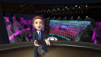 Live announcer Chris Cashman's avatar.