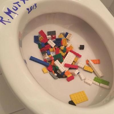 From Ai's Instagram account (@aiww) the caption, 'Everything is awesome'
