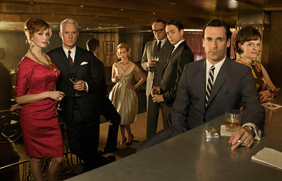 AMC has come far since 'Mad Men' debuted in 2007, its CEO said.