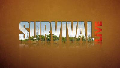 'Survival Live' seems likely to have at least a passing 'Hunger Games' feel.