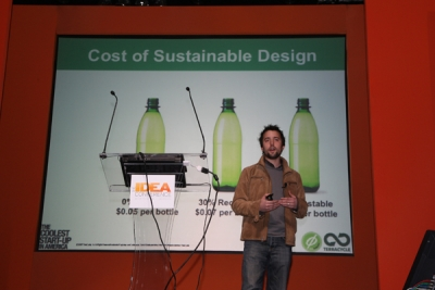 Tom Szaky, founder and CEO of TerraCycle, explains how his company is cornering the market on garbage and turning it into a desirable commodity