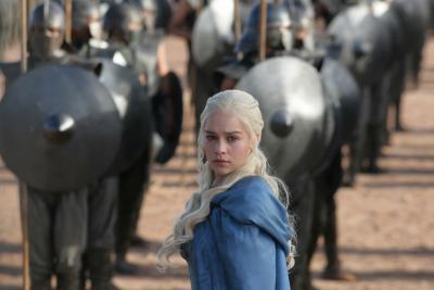 Emilia Clarke stars as Daenerys Targaryen on HBO's 'Game of Thrones.'