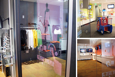 A number of emerging platforms aim to enhance the in-store experience.