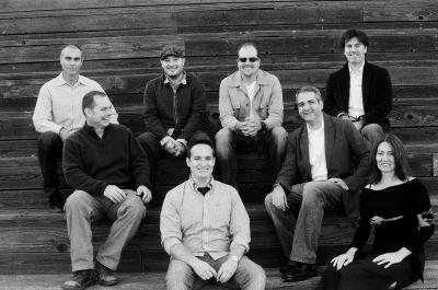 Clockwise from top left: Stevens, Hounsell, Martinez, Smoke assistant Keala Asato; Bica, Chris Homel, Christjan Jordan and Patrick Griffin
