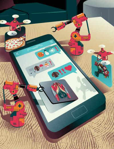 Why Marketers Are Betting on Bots