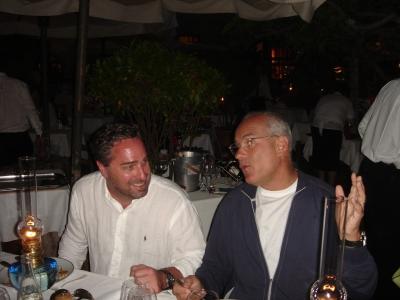 Saatchi's Steve Chavez and Kamen