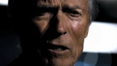 Clint Eastwood in one of Chrysler's best-remembered Super Bowl ads.