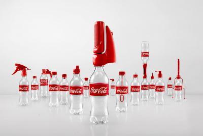 Coke's funky bottle caps for Vietnam, Indonesia, Thailand