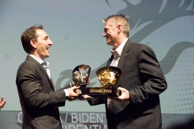 The Obama Presidential Campaign, from GMMB and led by client David Plouffe takes both Titanium and Integrated Grand Prix