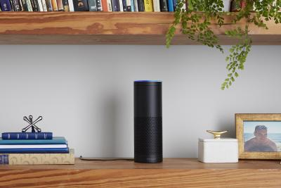 Amazon Echo 3x2