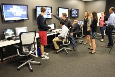 Edelman newsroom