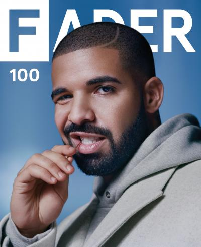 The Fader is featuring Drake and Rihanna on its 100th issue, with the front cover going to Drake on some editions and to Rihanna on others.