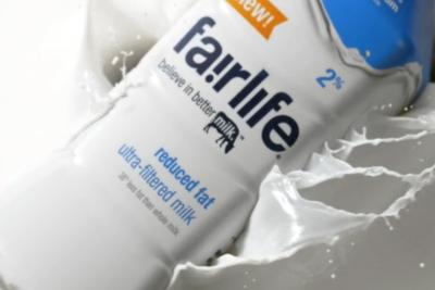 Fairlife is the result of a partnership between Coca-Cola Co. the the Select Milk Producers dairy co-op.