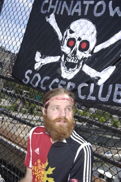 Chinatown Soccer Club - Best Jersey winners
