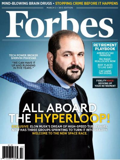 Forbes Puts Native Ad for Fidelity on Its (Actual) Cover