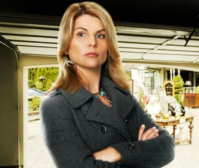 Lori Loughlin stars in 'Garage Sale Mystery'