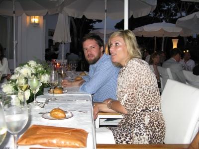 Y&R ECD Scott Vitrone and Gisela