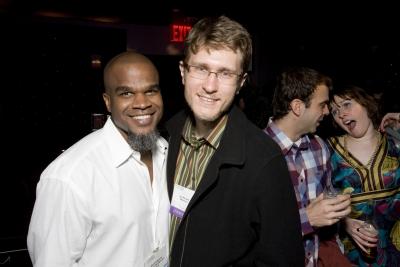 Edwards and Ian Kovalik, partner/creative director at Mekanism