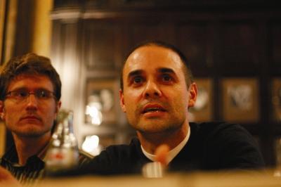 Ian Kovalik of Mekanism and Saatchi/N.Y.'s Gerry Graf