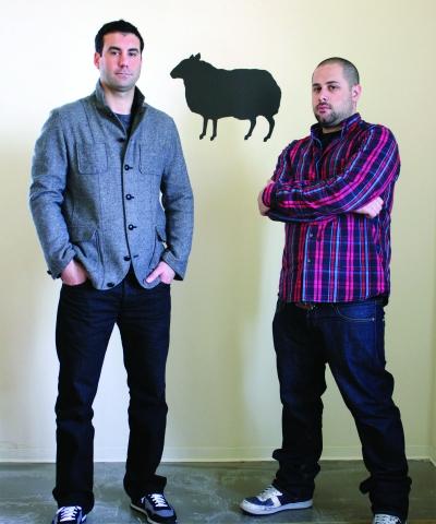 Jon Randazzo and Zach Hilder