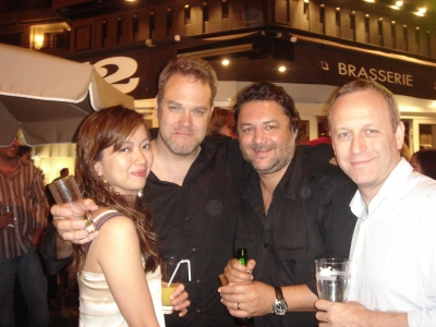 They're big in Asia, and now, the world: Judee, Royer, Nobby, and Chanen