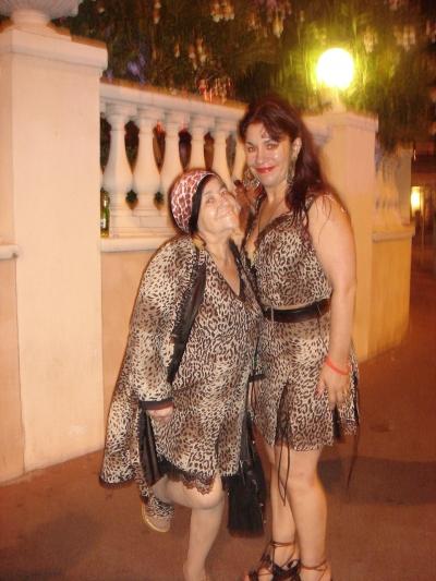 Cannes fixture the Leopard Ladies