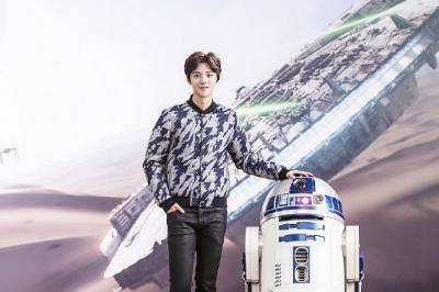 Lu Han helped make the latest 'Star Wars' installment relevant to Chinese millennials.