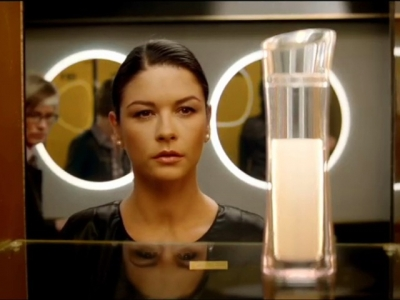 Unilever has created a seven-minute film starring Catherine Zeta-Jones to run in China, Taiwan and Japan
